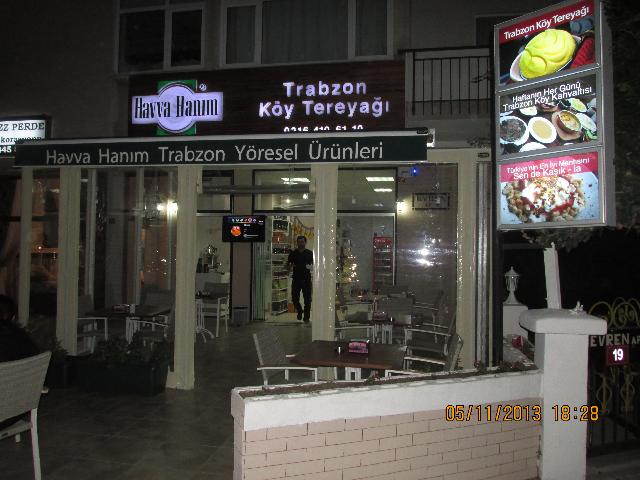 TRABZON EKMEĞİ